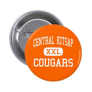 Kitsap central - pumas - alto - Silverdale Pins