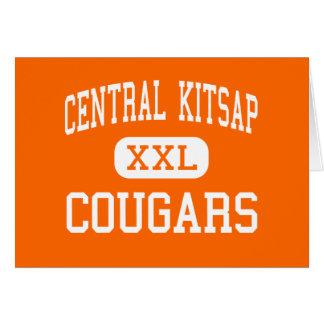Kitsap central - pumas - alto - Silverdale Felicitacion