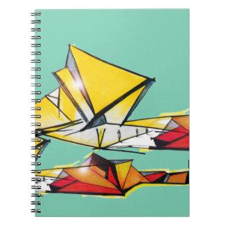 Kitsch Architecture Notebook