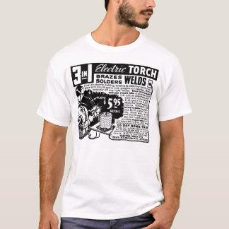 Kitsch Vintage Ad 3 in 1 Welder Mail Order T-Shirt