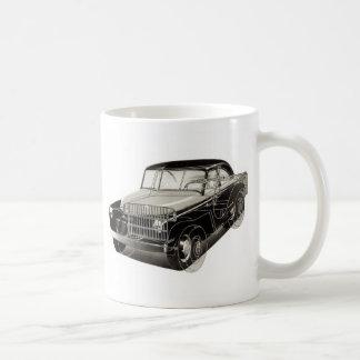 Kitsch Vintage Auto 'The Victory Car' Coffee Mug