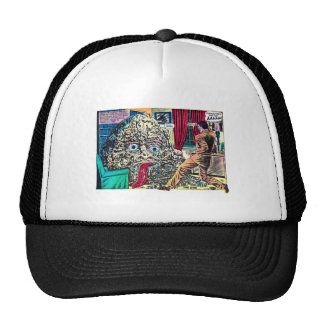 Kitsch Vintage Comic Big Blobber Hat