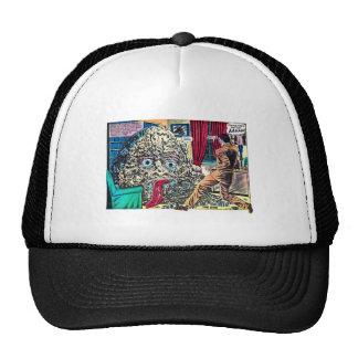 Kitsch Vintage Comic Big Blobber Trucker Hat