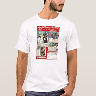 Kitsch Vintage Comic Toy Ad  'Uncle Bernie's' T-Shirt