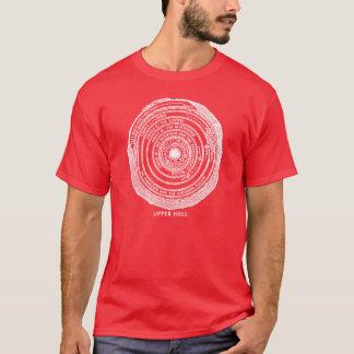 Kitsch Vintage Dante Religion 'Upper Hell' T-Shirt