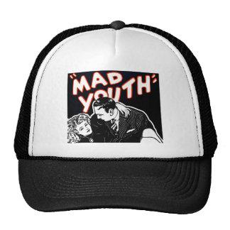Kitsch Vintage Jazz Mad Youth Trucker Hats