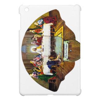 Kitsch Vintage Last Supper Di Vinci Advert Fan iPad Mini Case