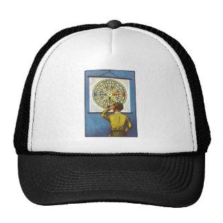 Kitsch Vintage Lost Direction Boy Trucker Hat
