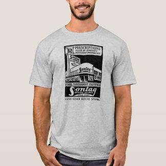 Kitsch Vintage Matchbook Sontag Drugstore T-Shirt