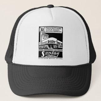 Kitsch Vintage Matchbook Sontag Drugstore Trucker Hat