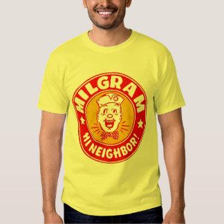 Kitsch Vintage Milgram Supermarket Grocery T-Shirt