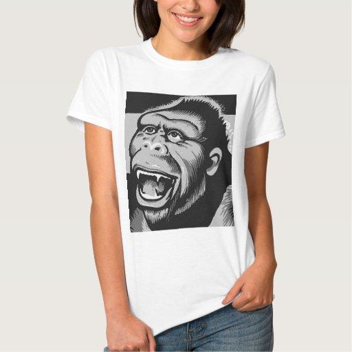 Kitsch Vintage Monster Gorilla Ape T Shirts