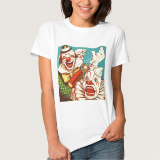 Kitsch Vintage Never Trust a Clown T-Shirt
