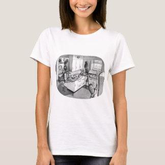 Kitsch Vintage The Modern Peanut Family T-Shirt