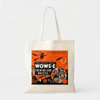 Kitsch Vintage Wowee Wax Gum Halloween Bags
