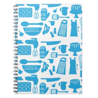 Kitschy Kitchenware Notebook