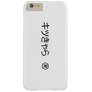kitsu coming ya and others ® barely there iPhone 6 plus case