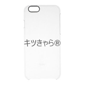 kitsu coming ya and others ® clear iPhone 6/6S case