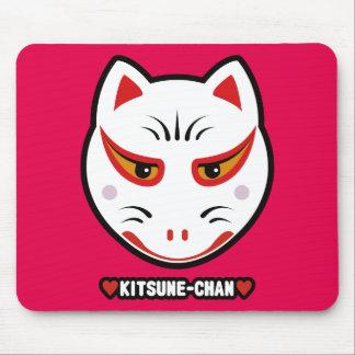 ♥Kitsune-Chan♥ Mouse Pad