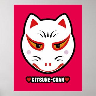 ♥Kitsune-Chan♥ Poster