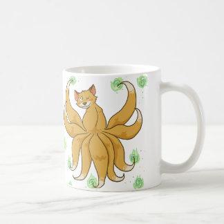 Kitsune Foxfire Mug