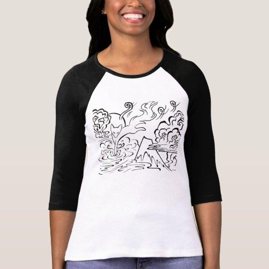 kitsune oni T-Shirt