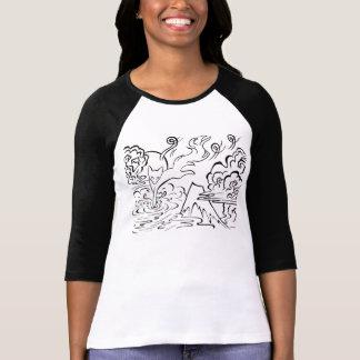 kitsune oni shirts