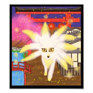 Kitsune Photo Print