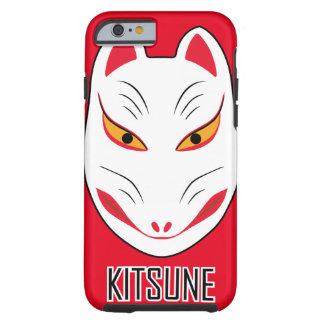 Kitsune-san Tough iPhone 6 Case