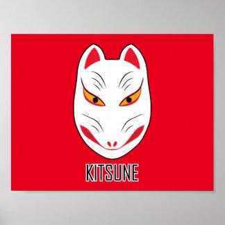 Kitsune-san poster