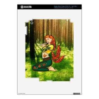 Kitsune iPad 3 Skins