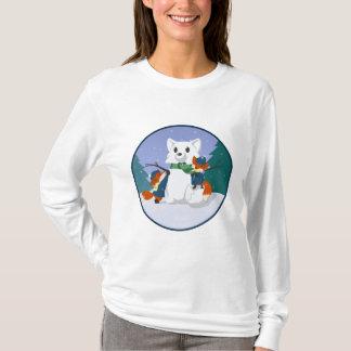 Kitsune Snow Day Light Shirts