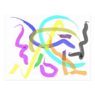 Kitt Artwork & Media Memorabilia Postcard