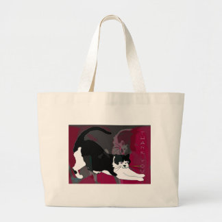 Kitt y Thank you Canvas Bags