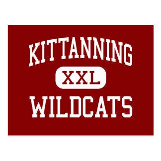Kittanning - gatos monteses - alto - Kittanning Postales