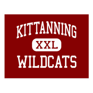Kittanning - gatos monteses - área - Kittanning Tarjetas Postales
