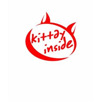 Kittay Inside Spaghetti Top shirt