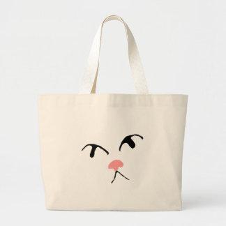 kitteh tote bag