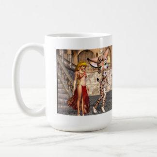 Kitteh Girrl - November 2012 Classic White Coffee Mug