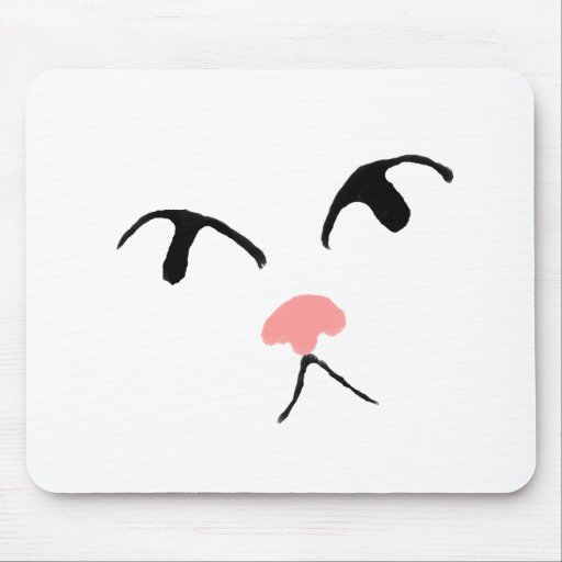 kitteh mouse pad