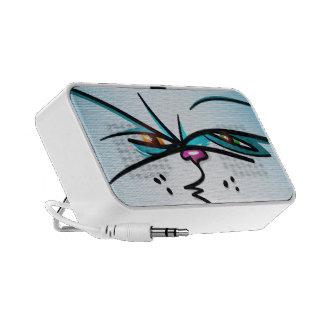 Kitteh Laptop Speaker