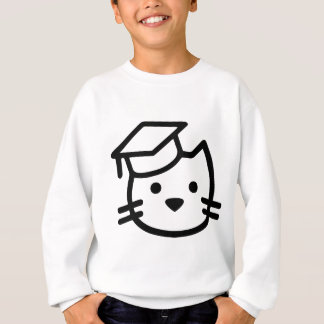 Kitten Academy Logo Sweatshirt