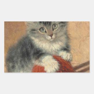 Kitten and muffler