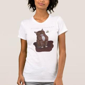 Kitten and Wasp Tee Shirts
