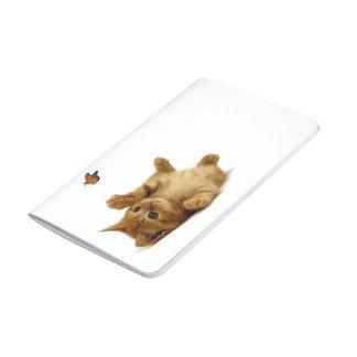 Kitten & Butterfly image for pocket-journal Journal