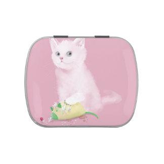 Kitten Jelly Belly Tin