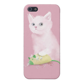 Kitten Case For iPhone SE/5/5s