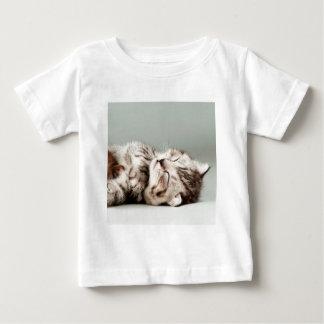 kitten, cat, cute tabby cat, cute cats, cute kitte baby T-Shirt