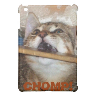 Kitten Chomp iPad Case