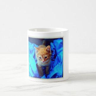 Kitten Coffee Coffee Mug